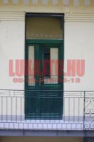 Kétszárnyú üvegezhető bejárati ajtó Budapest 23. kerület