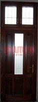 Üveges bejárati ajtó csere Budapest 1. kerület