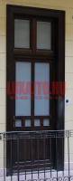 Ajtó csere körfolyosós lakásban Budapesten