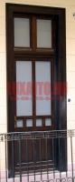 Bejárati ajtó csere körfolyosós bérházban Budapesten