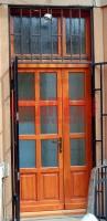 Kétszárnyú bejárati ajtó csere Budapest 9. kerület