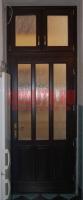 Üveges bejárati ajtó csere Budapest XII. kerület