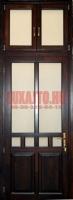 Egyedi üveges bejárati ajtó Budapest XIV. kerület