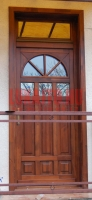 Méretre gyártott bejárati ajtó Budapest 16. kerület