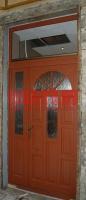 Kétszárnyú bejárati ajtó csere Budapest