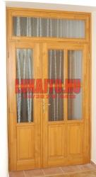 fa beltéri ajtócsere panellakásokban