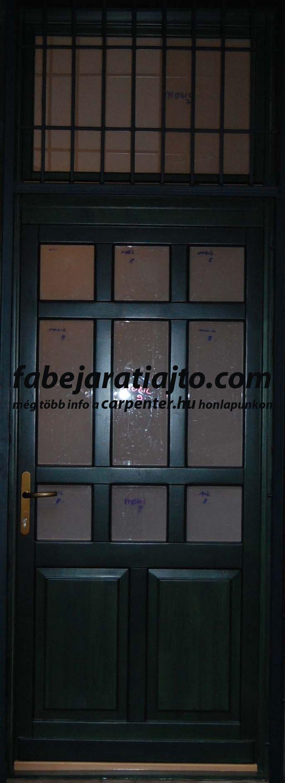 kültéri ajtócsere Budapest