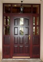 Budakalász bejárati ajtócseréje