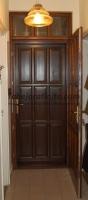 Dupla bejárati ajtó XVII. kerület