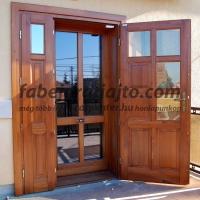 Kültéri bejárati ajtó 18. kerület