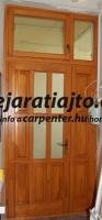 Bejárati ajtó Budapest 2. kerület