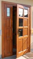 Bejárati ajtó külső