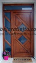 egyedi bejárati ajtó